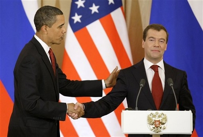 Russia gives Obama the cold shoulder